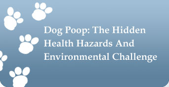 Dog Health: The Hidden Health Hazards Of Dog Poop & Its Impact